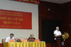 Cử tri TPHCM: Tiền đâu quan chức xây biệt phủ?