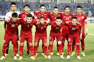 Kết quả bốc thăm VCK Asian Cup 2019: Tuyển Việt Nam và cái duyên đối đầu các đội bóng tây Á