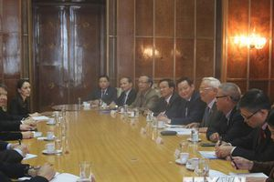 Romania mong muốn thúc đẩy quan hệ mọi mặt với Việt Nam