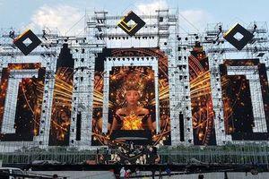 Sân khấu NEX by VinaPhone được vinh danh kỷ lục Việt Nam