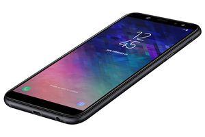 Galaxy A6/A6+ ra mắt người dùng với hiệu hứng bokeh nghệ thuật