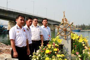 Đà Nẵng tưởng niệm các liệt sĩ hy sinh tại đảo Gạc Ma