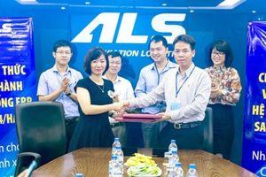 ALS vận hành hệ thống ERP để đón đầu cách mạng công nghiệp 4.0