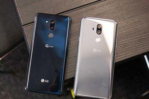 So sánh LG G7 ThinQ và LG G6