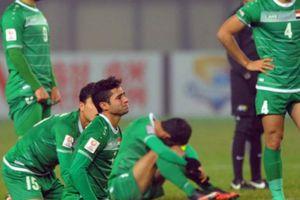 Báo Tây Á nhắc Iraq về ám ảnh thua Việt Nam ở giải U23 châu Á