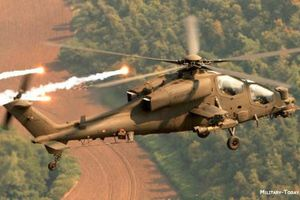 Bất ngờ sức mạnh 'bản sao' trực thăng tấn công Apache