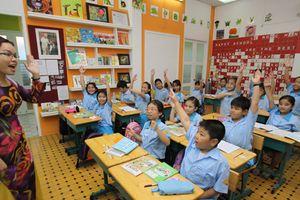 Kết quả thực nghiệm chương trình mới, lớp học của cô giáo tuổi 75