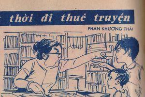 Nghề đọc truyện và cho thuê sách ở Sài Gòn