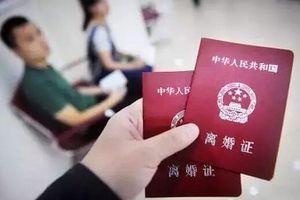 Hiện tượng 'cưới gấp, bỏ nhanh' ở Trung Quốc