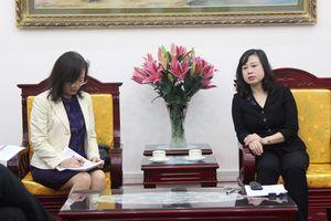 UNICEF sẵn sàng hỗ trợ Việt Nam phát triển trợ giúp xã hội