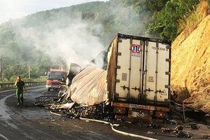 Gia Lai: Tai nạn nghiêm trọng trên đèo Mang Yang