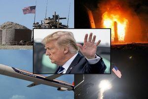 Ông Trump nói Mỹ phóng 'tên lửa tàng hình' tới Syria