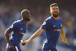 Hạ gục Liverpool, Chelsea 'thổi lửa' cuộc đua top 4