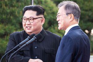 Tổng thống Hàn Quốc trao USB đặc biệt cho lãnh đạo Triều Tiên