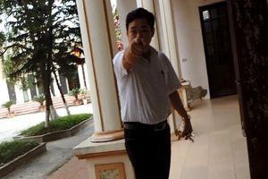 UBND xã Khánh Thượng dọa nạt, cản trở báo chí tác nghiệp