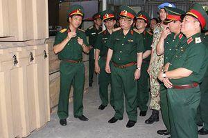 Tháng 5 này, Bệnh viện Dã chiến Việt Nam xuất phát đến Nam Sudan