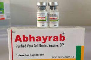 Thêm vắc xin mới của Ấn Độ sắp được nhập khẩu về Việt Nam