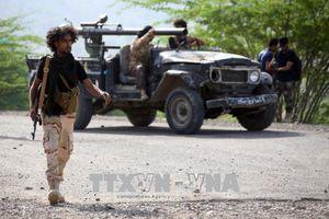 Phủ Tổng thống Yemen bị không kích