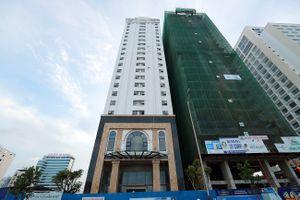 Đà Nẵng: Buộc tháo dỡ 129 phòng ở xây trái phép ở Khách sạn Eden