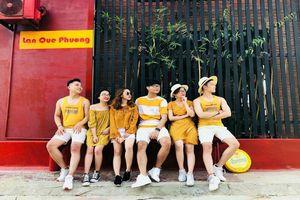 Giới trẻ 'mê mệt' homestay có bức tường chụp hình 'triệu like'