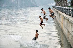 Quảng Ninh: Hai cháu nhỏ chết đuối thương tâm khi chơi ở ngầm tràn