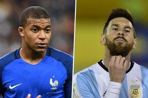 'Muốn vĩ đại, Kylian Mbappe phải học theo Messi'