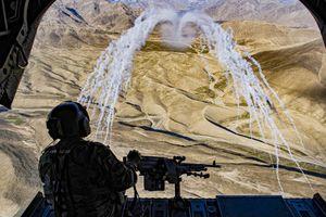 Câu thần chú vô tác dụng ở Afghanistan