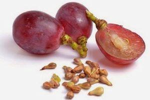 Ăn nho đừng vứt hạt bởi những lợi ích sức khỏe sau