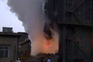 3/4 công nhân đã tử vong sau sự cố cháy tại công ty thép Hòa Phát