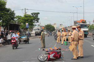 Quảng Nam: Cảnh sát kêu gọi cung cấp thông tin về vụ TNGT chết người