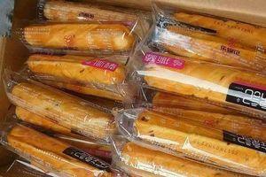 Bánh mì ngàn lớp 6 tháng không hỏng?