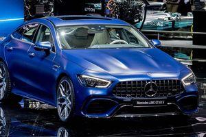 Chiêm ngưỡng vẻ đẹp khó cưỡng của Mercedes-Benz AMG GT 4-Door Coupe 2019