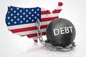 Nợ công của Mỹ trên đà tăng cao kỷ lục