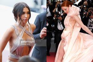 Khai mạc LHP Cannes 2018: Sao mặc hớ hênh, ngã trên thảm đỏ