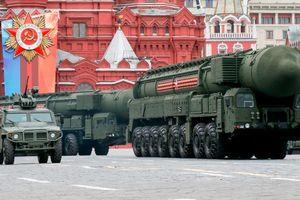 Video trực tiếp lễ duyệt binh mừng Ngày Chiến thắng tại Nga