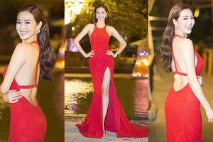 'Người đẹp event' Khánh My và những lần mặc lỗi trên thảm đỏ sự kiện