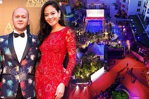 Cannes 2018: Trong số hàng chục buổi tiệc đầy sao Hollywood, có 1 buổi tiệc do NTK Việt tổ chức!