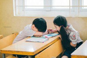 ĐẦY CẢM XÚC với bộ ảnh THANH XUÂN CỦA CHÚNG TA của 'thầy giáo mưa' Cao Hữu Nhật cùng mẫu nhí Hà My