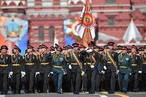 Toàn cảnh Lễ diễu binh kỷ niệm Ngày Chiến thắng của Nga