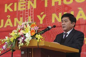 Tiểu sử ông Trần Cẩm Tú - Tân Chủ nhiệm Ủy ban Kiểm tra Trung ương
