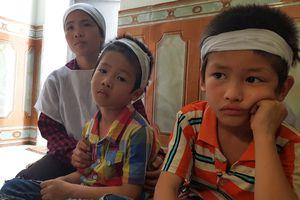 Nỗi đau của gia đình nạn nhân trong vụ cháy ở nhà máy thép Hòa Phát
