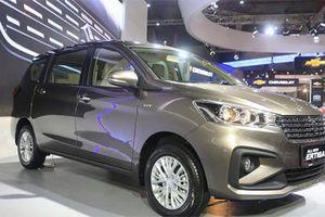 Cận cảnh Suzuki Ertiga 2018 mới giá từ 307 triệu đồng