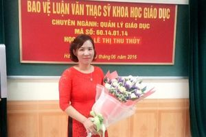 Hải Phòng: Bắt tạm giam nguyên hiệu trưởng Trường tiểu học Đặng Cương
