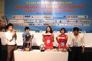Đã xác định 4 bảng đấu vòng loại Press Cup 2018 khu vực Hà Nội