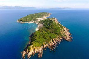 Khám phá vẻ đẹp của 'hoang đảo' Cù Lao Xanh hòn ngọc biển đông