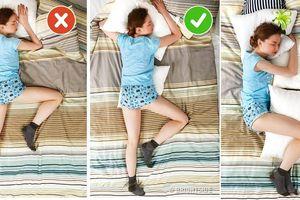 Bật mí cách ngủ ở tư thế mình thích mà vẫn tốt cho sức khỏe