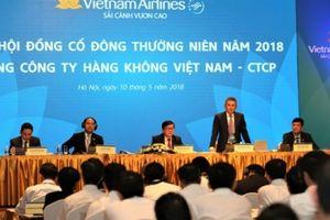 Vietnam Airlines sẽ chuyển sàn, niêm yết cổ phiếu HVN tại HOSE trong năm 2018
