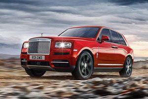 SUV siêu sang Rolls-Royce Cullinan 'chốt giá' từ 7,3 tỷ đồng