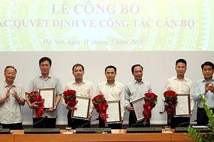 Hà Nội: Bổ nhiệm 5 Phó Giám đốc Sở và Ban Quản lý dự án