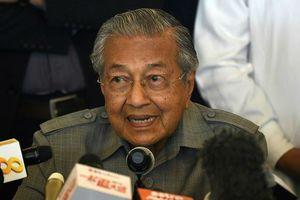 Ông Mahathir Mohamad trở thành Thủ tướng Malaysia